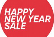 Нappy New Year Sale!